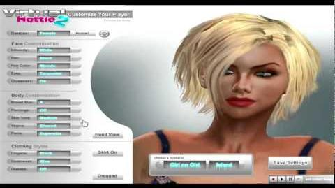 virtual hottie 2 pc game screenshot