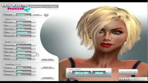 Virtual hottie 2 играть