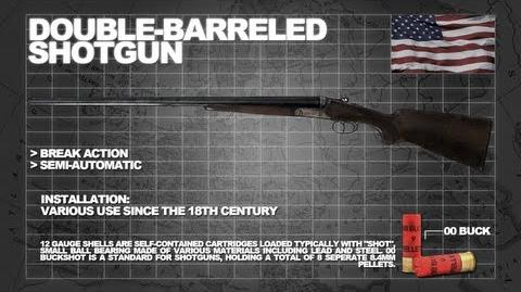 The 'Double-Barrelled Shotgun' (24 Bore Long Range)