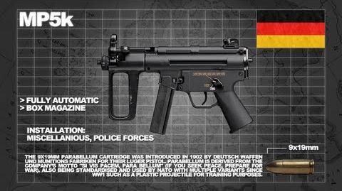 The 'MP5k' (MP115 Kollider)