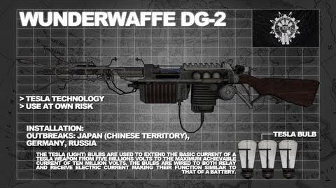 The 'Wunderwaffe DG-2' (The Wunderwaffe DG-3 JZ)