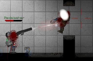 Headshot w minigun