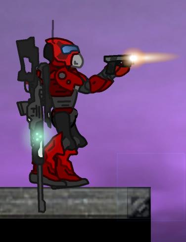 Glock Firing
