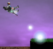 Plasmagun Gliding 1