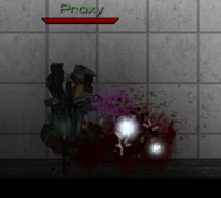 Proxy Sword Slash