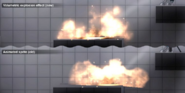 Volumetric Explosion