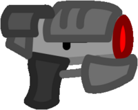 Red pistol c01p