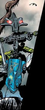 Comic Gorast Draining Gali's Light