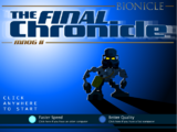 Mata Nui Online Game II: Ostatnia Kronika