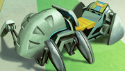 CGI Orkahm's Cart