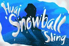 Huai Snowball Sling