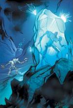 Comic Matoro Mahri Freezes Maxilos