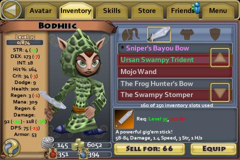 Ursan Swampy Trident