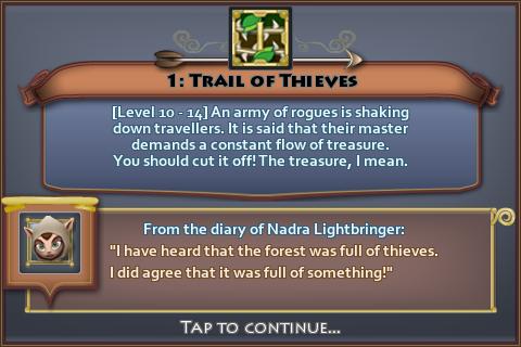 Trail of Thieves
