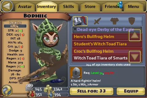 Crocs Bullfrog Helm