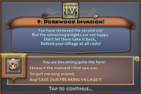 Dorkwood Invasion