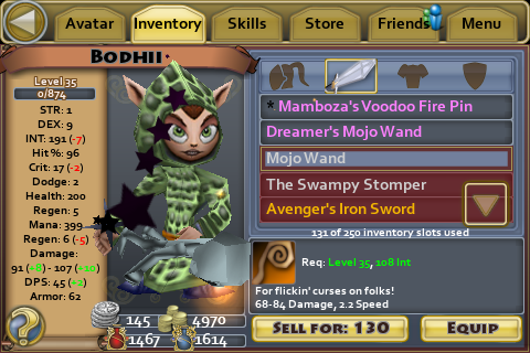 Mojo Wand