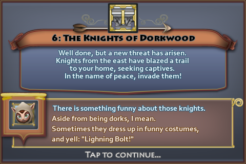 The Knights of Dorkwood