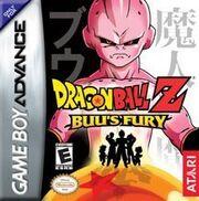 GBA DragonBallZ BuusFury