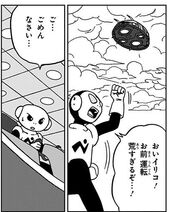 Jaco krytykuje Irico za nieostrożne pilotowanie (DBS, rozdział 47)