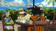 Son Goku i pozstali (DBS, film 001)