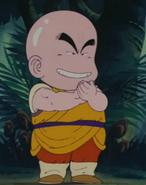 Kulilin na początku Dragon Ball