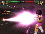 Fasha using Full Power Energy Wave Tenkaichi 3