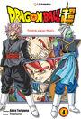 Czwarty tom mangi DBS, okładka JPF