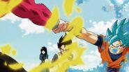 Goku; Xeno vs, Goku (SDBH, odc. 001)