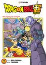 Drugi tom mangi DBS, okładka JPF.jpg
