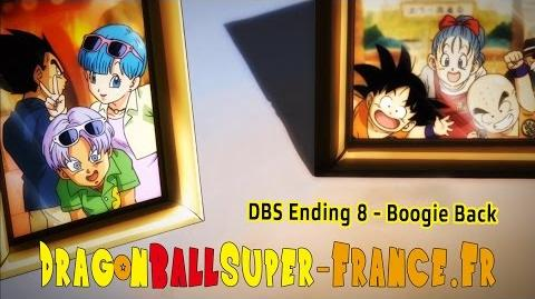 Dragon Ball Super ドラゴンボール 超 - Ending 8 v.1