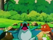 Kapitan Ginyu (3) Jako żaba