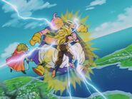 Goku SSJ3 kontra Majin Bu (16)