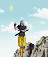 Goku; Xeno vs. Fu (1) (SDBH, odc. 001)
