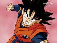 Goku na treningu u Whisa (SDBH, odc. 001)