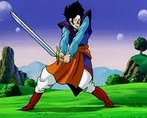 Gohan Sword