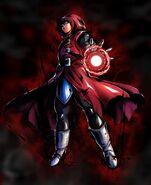 Giboulette, Saiyanin w czerwieni (Dragon Ball Legends)