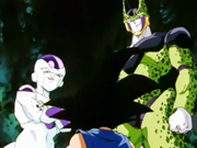 Freezer i Cell kontra Goku