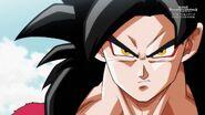 Son Goku; Xeno SSJ 4 (6) (SDBH, odc. 001)