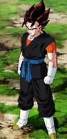 Vegetto (SDBH, odc. 002)