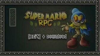 Super Mario RPG - Forest Maze 8Bit DOWNLOAD