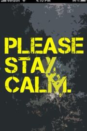 Please Stay Calm 1
