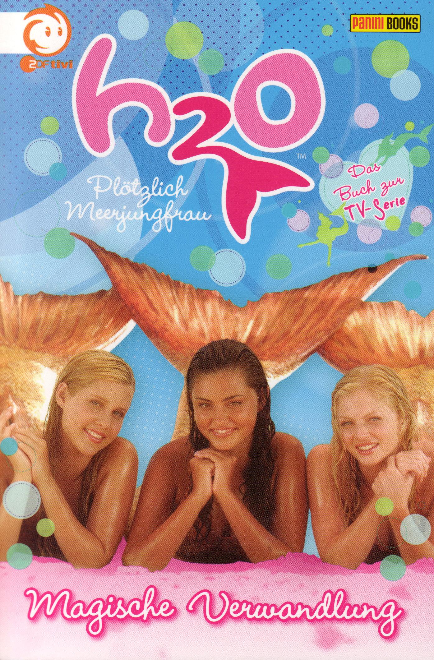 Meerjungfrau H2o