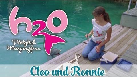 H2O weltweit Cleo und ihr Delphin Ronnie H2O - PLÖTZLICH MEERJUNGFRAU offizieller Fankanal