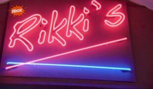 Rikkis Cafe Logo