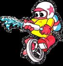 CO unicycle 27-02-93