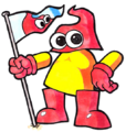 CO plok with flag 28-03-93.png