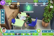 The Sims FreePlay - Lekcje