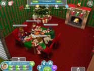 The Sims FreePlay - Wigilia