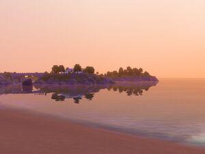 Widok Barnacle Bay